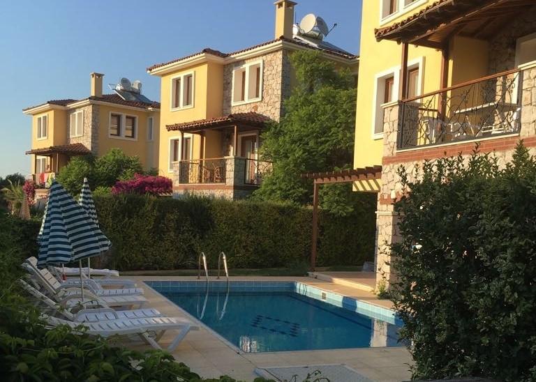 Fethiye-Kiralık-Villa